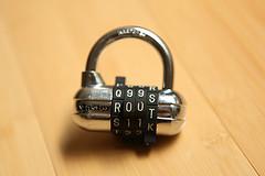 Kódzáras biztonsági lakat