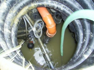 Duguláselhárítás szennyvízszivattyúzással