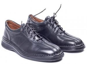 Egy mutatós férfi alkalmi cipő