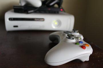 Használt Xbox konzol