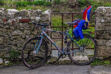 Praktikus kerékpár gyerekülés