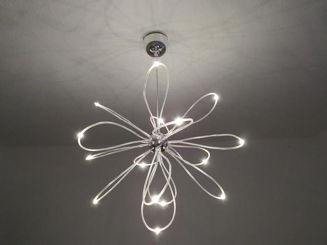 LED fények
